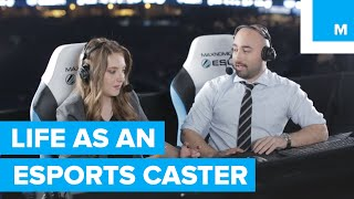 An Inside Look at Life as an Esports Caster - No Playing Field