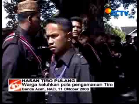 Mantan Prajurit GAM Kawal Tungku Hasan Tiro