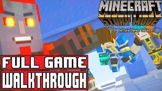 Minecraft Story Mode Season 2 Episode 2 FULL GAME - No Commentary