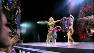 Britney Spears   I M A Slave 4 U  Hot Performance Vmas 2001