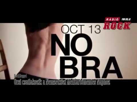 RockReggel: National No Bra Day