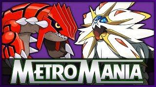 Groudon vs Solgaleo | MetroMania Season 2 Heat 7 | Legendary Pokémon Metronome Battle Tournament