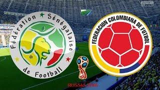 World Cup 2018 - Senegal Vs Columbia - 28/06/18 - FIFA 18