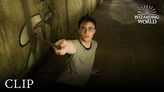 Harry Saves Dudley From a Dementor's Kiss | Harry Potter and the Order of the Phoenix