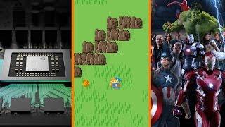 "Xbox Scorpio ""No Technical Limit"" + Zelda: Breath of the NES + Marvel MCU Ending? - The Know"