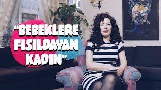 BEBEKLERE FISILDAYAN KADIN