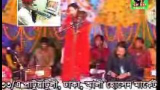 pala gaan pagol monir  and  lipi  sorkar  স্বামী স্রী পাঠ২