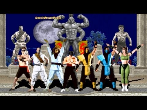Xxx Mp4 Mortal Kombat 1 Intro All Characters Prologues And Endings 3gp Sex