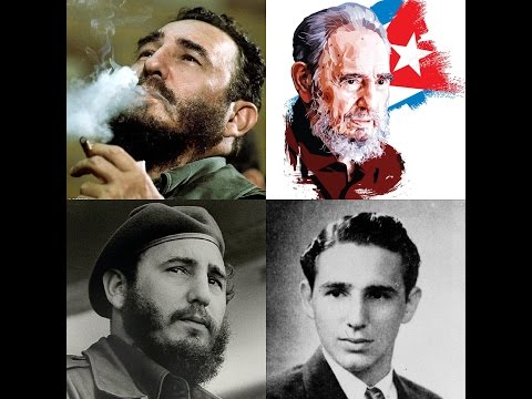 In memory of Fidel Castro 1926-2016