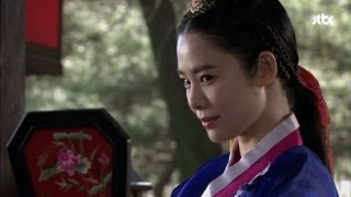 [JTBC] 꽃들의 전쟁 - 기방에서 수업을 받는 얌전