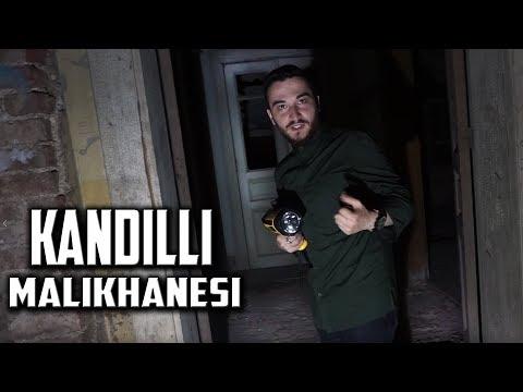 KANDİLLİ MALİKANESİNDE BİR GECE - Paranormal Olaylar