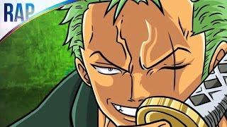 Rap do Zoro (One Piece)   RapTributo KRC