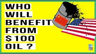 Oil at $100? Who Benefits the Most As Prices Escalate? China's PETRO YUAN Growing MASSIVELY!