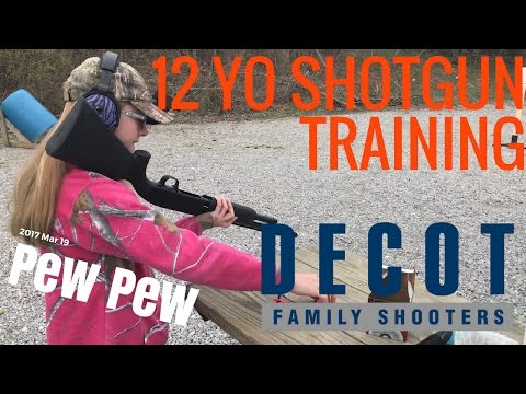Xxx Mp4 12yo Shotgun Training For 3 Gun Prep Maverick 88 Pump 20ga 3gp Sex