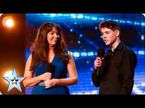 Xxx Mp4 Mel And Jamie Bring Their Special Bond To BGT Auditions Week 7 Britain's Got Talent 2016 3gp Sex