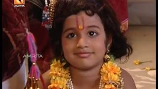 Krishana Kripa Sagaram | Episode #25| Mythological Serial by Amrita TV
