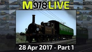 Troublesome Terriers! | Train Simulator 2017 | M978 Live