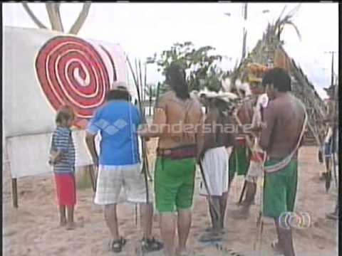 Palmas vai sediar Jogos Mundiais Indígenas em 2015.BD -TO.16/ 04/2014