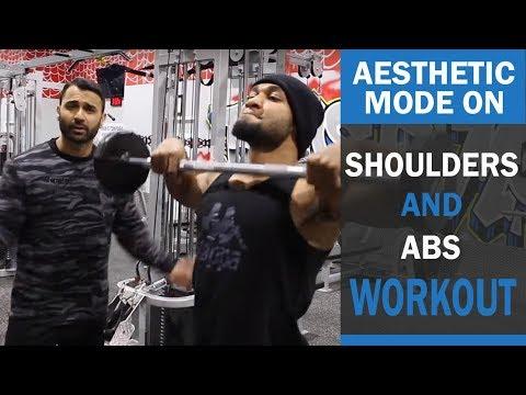 Xxx Mp4 Killer Shoulders And ABS Workout DAY 7 Hindi Punjabi 3gp Sex