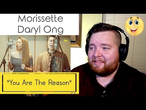 "Morissette and Daryl Ong | ""You Are the Reason"" Calum Scott 