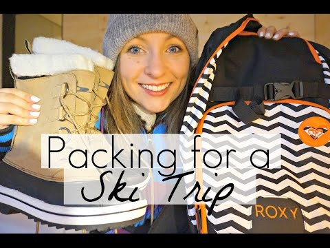 What to pack for a ski and snowboard trip Travel tips Annie Bean