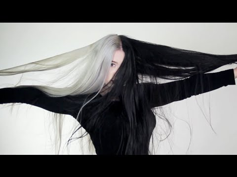 split dye hairFAQ and care