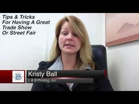 Tips and Tricks for Successful Exhibiting at Street Fairs or Trade Shows!