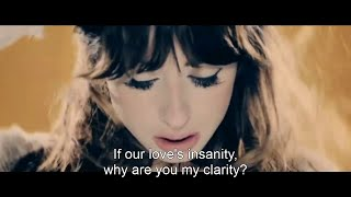 Zedd ft. Foxes - Clarity HD (Music Video + Lyrics)