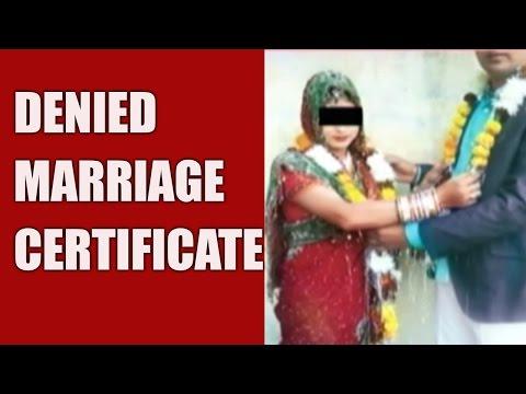 Xxx Mp4 Marriage Of Hindu Boy Muslim Girl Denied Certificate 3gp Sex