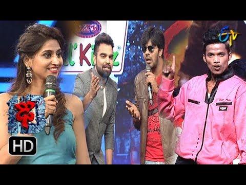 Xxx Mp4 Dhee 10 28th March 2018 Full Episode ETV Telugu 3gp Sex