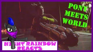 Night Rainbow Reacts: Pony Meets World- S2, E8 Series Finale [Part 2]