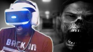 HTC Vive, Oculus Rift, PlayStation VR SCREAMTAGE || Horror Reaction Compilation #14