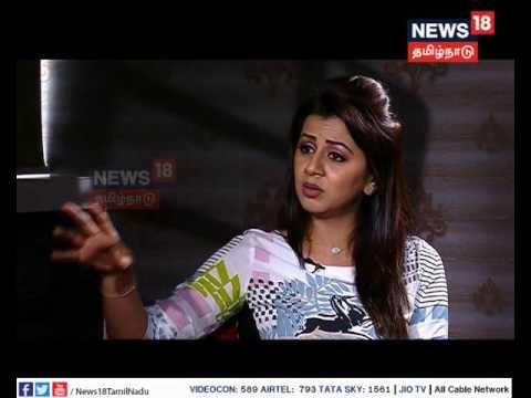 Interview with Actress Nikki Galrani | Cinema 18 | News18 Tamil Nadu