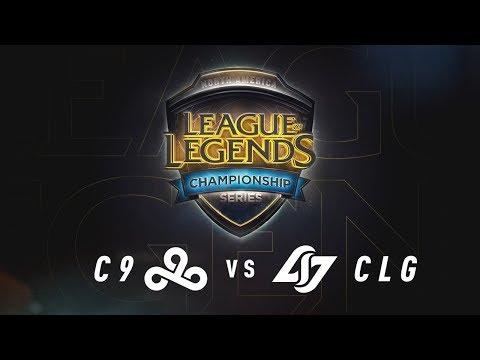 Xxx Mp4 C9 Vs CLG Regional Qualifier Day 3 NA LCS Summer Split Game 2 C9 Vs CLG 2017 3gp Sex