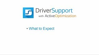 What to Expect After Purchase - Driver Support
