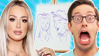 The Try Guys Draw Their Favorite YouTubers