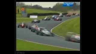 Motorsport Crash Compilation to Waltz of the Flowers by Tchaikovsky