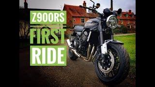 2018 Kawasaki Z900RS Review