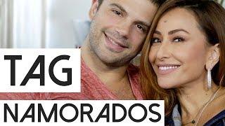 TAG de Namorados - Sabrina Sato e Duda Nagle