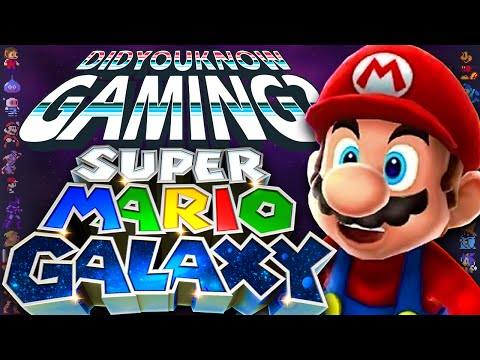 Mario Galaxy Did You Know Gaming Feat. Egoraptor of Game Grumps