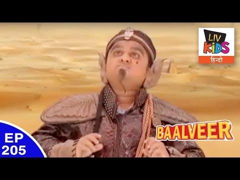 Baal Veer - बालवीर - Episode 205 - Baalveer Transforms Into A Black Cloud