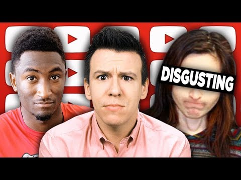 Xxx Mp4 DISGUSTING Hypocritical Predator Exposed Victim Double Standards Youtube S Experiment Confusion 3gp Sex