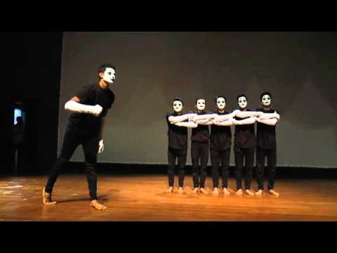 Best Mime Ever Group 5| Incredible India |Classic HD
