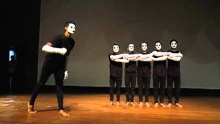 Best Mime Ever Group 5| Incredible India | Classic HD