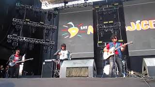 LOS AJICES EN EL XVII FESTIVAL COLOMBIA AL PARQUE JULIO 22-2018