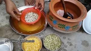 Chiken Haleen Mitti ki handi Recipe❤ Village Style ❤MY Village Food Secrets