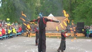 Compagnie FAI, France (Street Circus) part1