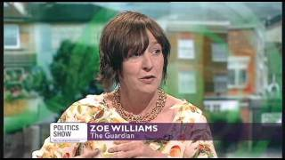 Zoe Williams 05Jun11 - Stockings