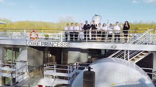 Fleuve de France : croisière sur la Loire à bord du MS Loire Princesse | CroisiEurope