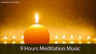 Meditation Music for Positive Energy - Relax Mind Body | Spiritual Awakening Music